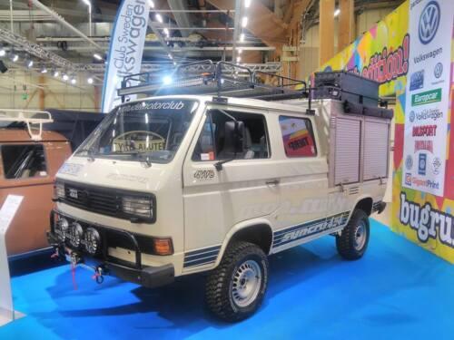VW T25-T3 CAMPER VAN INDICATOR  LIGHT GUARDS 1979 TO 1991