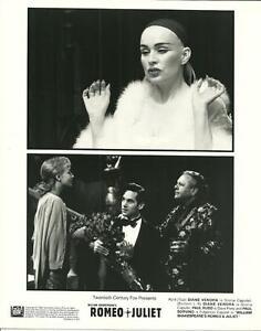 Paul Sorvino Paul Rudd Diane Venora Romeo + Juliet 1996 ...