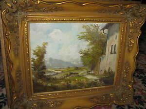 FALKENBERG-Richard-1875-Kranzhorn-bei-Nussdorf-Inntal