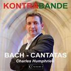 Bach: Cantatas (CD, Jun-2014, Claudio)