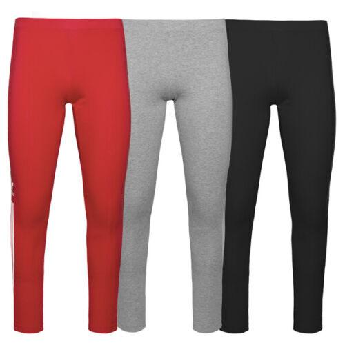 Adidas Trefoil Tight Women Leggings Originals Damen Sport Freizeit Training Hose