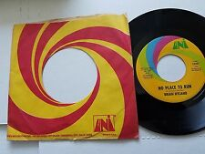 BRIAN HYLAND - So Long Marianne / No Place to Run 1971 POP PSYCH Uni 7""