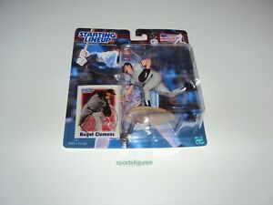 2000 MLB Starting Lineup w/ card Roger Clemens New York Yankees