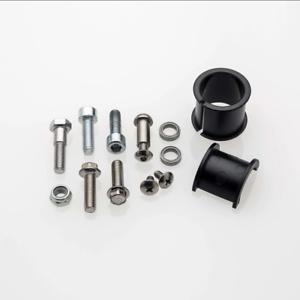 ASV Inventions CMF30Q-K F3 Black Quad Universal Standard Perch Clutch Lever Standard