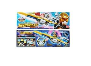 BANDAI-Power-Ranger-Gobusters-Drive-Sword-Buster-Gear-Toy-Play-Children-V