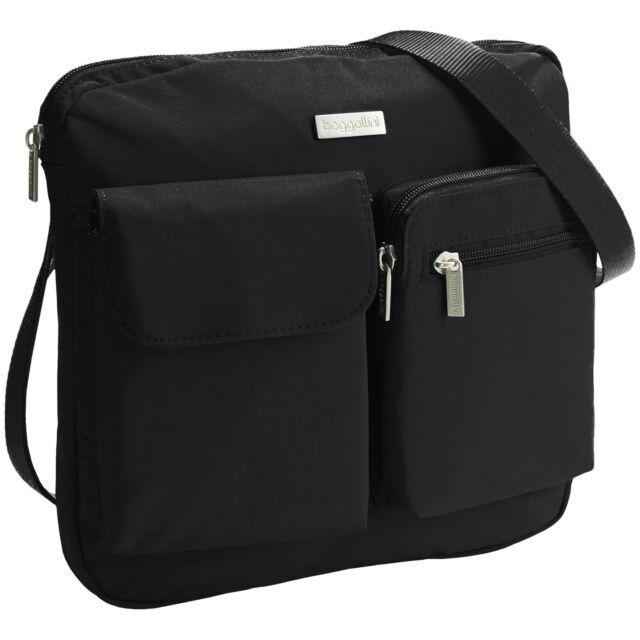 338776d9f0 baggallini Canyon Crossbody Shoulder Bag Black Mcn132bsa for sale ...