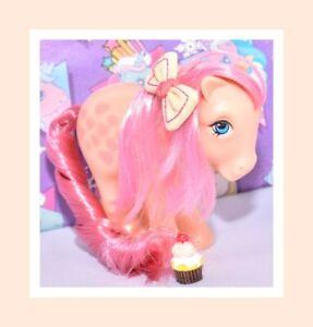 ❤️My Little Pony MLP G1 Vtg 1982 Peachy Italian Nirvana Italy Variant Hearts❤️