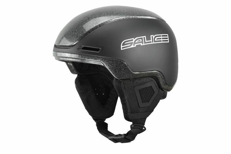 Casco mujer Sci Snowboard SALICE EAGLE Color Ardesia plata taglia XS (52 56)