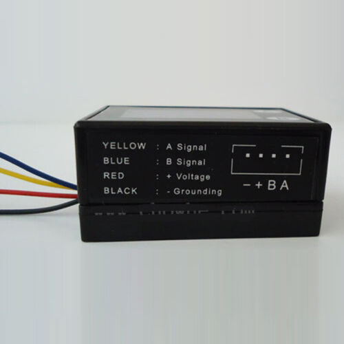 JY-26B 7 digits Non-resettable LCD coin counter meter for Vending machine parts