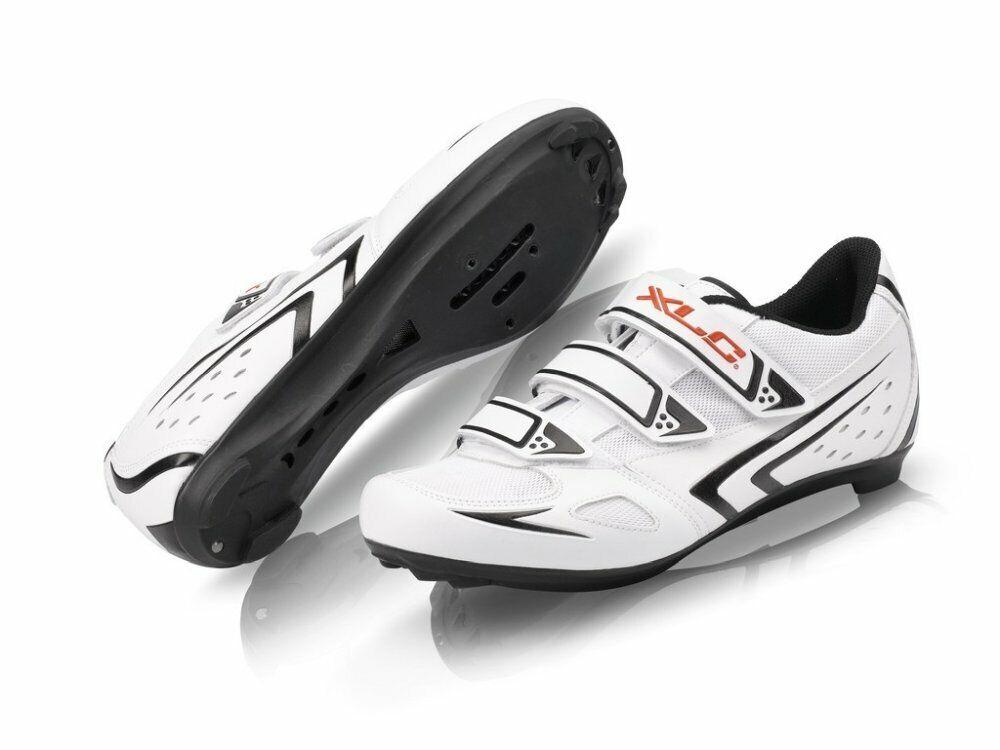 XLC Road-zapatos bicicleta zapatos cb-r04 tamaño 44 blancoo