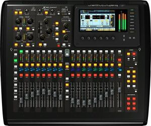 behringer x32 compact 32 channel digital mixer board console w midas pre outs ebay. Black Bedroom Furniture Sets. Home Design Ideas