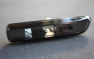 Verre Transparent Clignotants Latéraux, Pour BMW E46 3er 98-03 Noir + Lampes