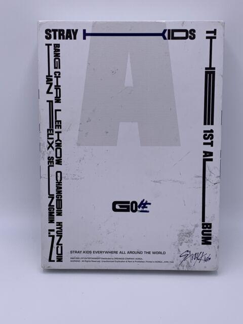 STRAY KIDS 1st Album [GO生] Standard C Ver CD+P.Book+Card+Lyric+Film+Secret Card
