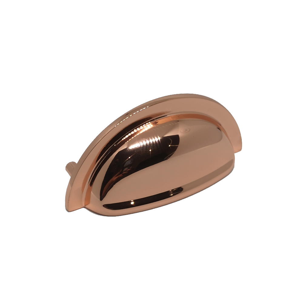 20X NOLA Polished Copper Cabinet Furniture Cup Handle