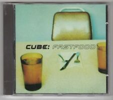 (GY804) Cube, Fastfood - 1999 CD