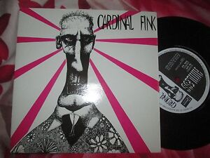 Cardinal Fink  Scared Osmosis  OSM001 UK 7inch Vinyl 45 Single - Coalville, United Kingdom - Cardinal Fink  Scared Osmosis  OSM001 UK 7inch Vinyl 45 Single - Coalville, United Kingdom