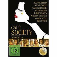 Artikelbild Cafe Society DVD Woody Allen NEU OVP