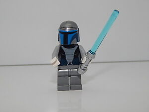 Lego Star Wars custom Young Jango Fett mini figure