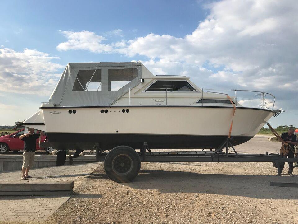 Coronet Family 270, Motorbåd, årg. 2007