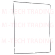 NEW 2 X FOR IPAD 2 WHITE COLOUR OUTER LCD TOUCH SCREEN TRIM PART