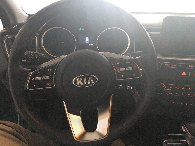 Kia Ceed 1,4 T-GDi Intro Edition DCT - billede 8