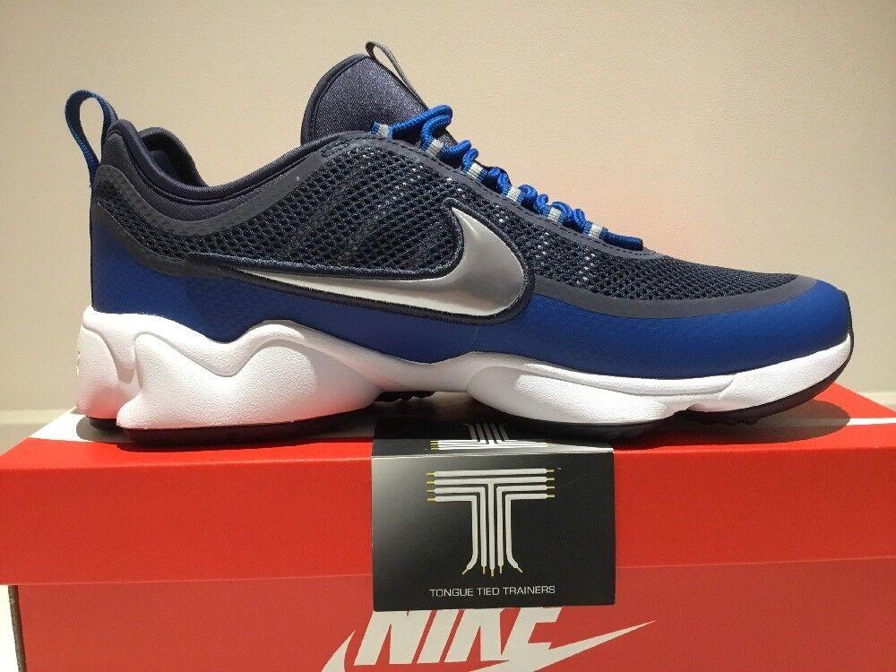 Nike zoom spiridon   armeria blu blu blu   876267 401   41   '44 | Nuovo Prodotto 2019  | Scolaro/Signora Scarpa  7a557c