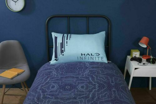 HALO INFINITE 117 SINGLE Duvet Cover Bedding QUILT Set Gamers MICROSOFT NEW XBOX
