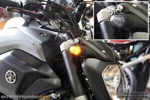 20142016 Yamaha FZ07 FZ09 Flush Mount LED Turn Signal Lights