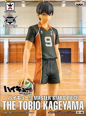 Haikyuu Tobio Kageyama figure MSP Master Stars Piece New Japan