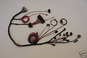Ford 2.3 Turbo EFI wiring harness 1983-1988 | eBay