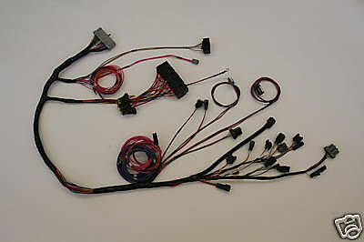 Ford 2.3 Turbo EFI wiring harness 1983-1988 | eBayeBay
