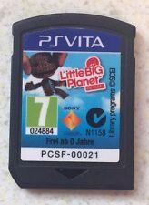 Piccolo Grande Pianeta Little Big Planet - Cart Solo Sony Playstation PS Vita