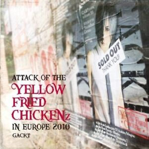 GACKT-ATTACK-OF-THE-YELLOW-FRIED-CHICKENZ-LIVE-IN-EUROPE-2010-CD-DVD-NEU