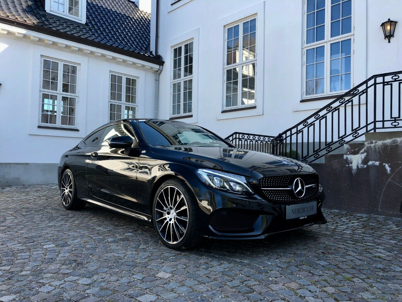 Mercedes C43 3,0 AMG Coupé aut. 4-M 2d - 4.415 kr.