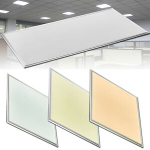 Large Led Panel Light Ceiling Recessed