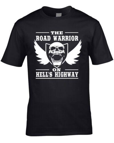 T-Shirt Motard Moto Chauffeur de camion essence Tête Club Trucker HGV DRIVER