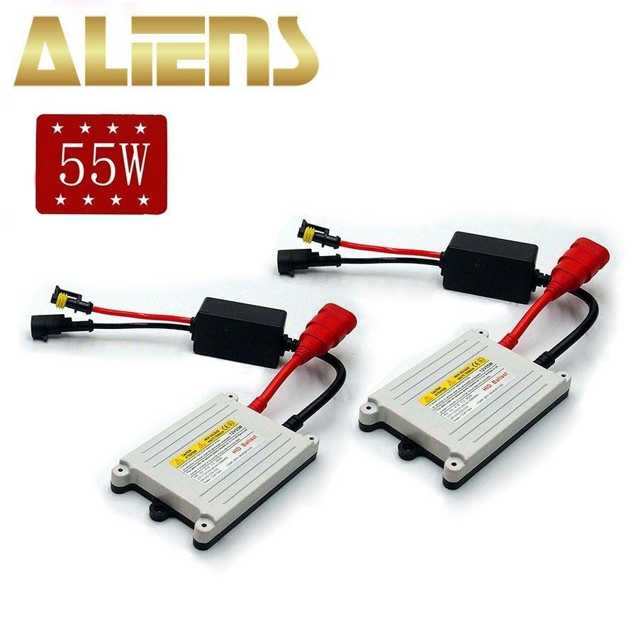 Turbo Universal Headlight Led String: 35W 55W HID Xenon Digital Replacement Ballast Conversion