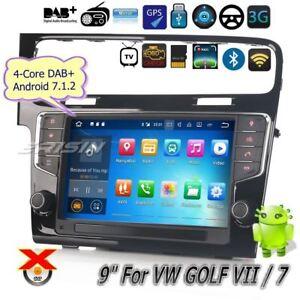 For-VW-Golf-7-VII-Autoradio-Android-7-1-DAB-WiFi-DVR-TNT-BT-Mirror-SD-OBD-9-034-3711