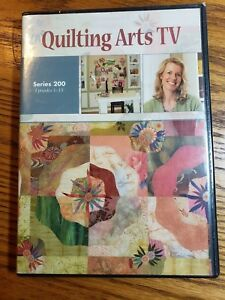 Details About Quilting Arts Tv Series 200 Patricia Pokey Bolton New Dvd S 13 Episodes