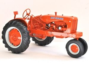 Allis-Chalmers-Farm-Tractor-1930s-1940s-Vintage-Machinery-Model-Diecast-WC-Tires