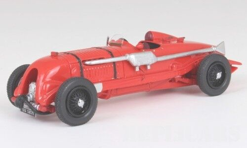 Neo 46640-bentley 41 2l supercharged blower red - 1929 1 43