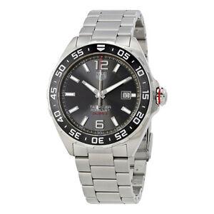 tag heuer formula 1 automatic mens watch waz2011 ba0842 image is loading tag heuer formula 1 automatic mens watch waz2011