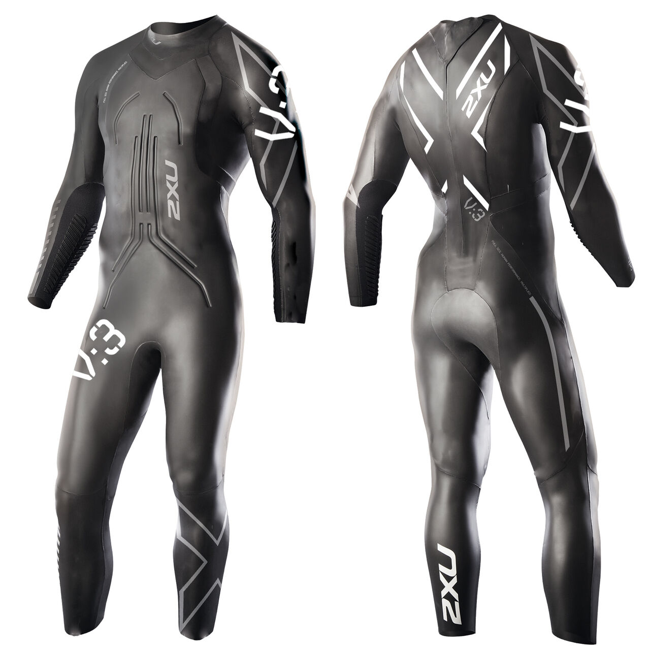 2XU  Men's V 3 Velocity Wetsuit - 2015  new exclusive high-end