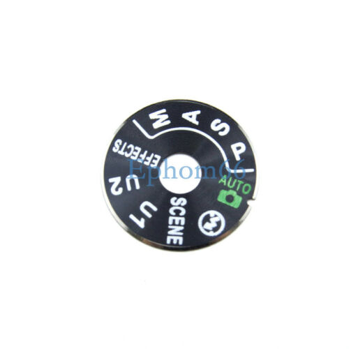 Top Cover Function Dial Mode Interface Cap For Nikon D7100 D7200 SLR Camera Part