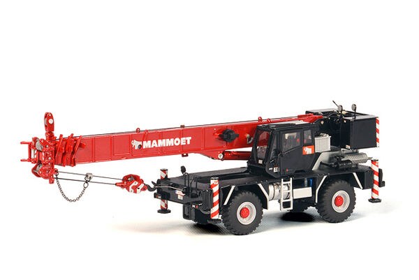 WSI 410206 MAMMOET-Grove RT540 grue mobile 1 50 Die-Cast  brand-nouveau Comme neuf in box  nouveau style
