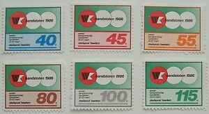 Stadspost-Haarlem-1986-Serie-WK-bandstoten-biljarten