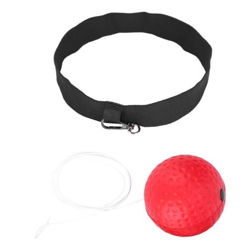 Boxing Punch Exercise Fight Ball With Head Band For Reflex Speed Training Ball