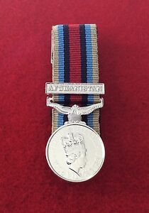 Quality-Court-Mounted-OSM-Afghanistan-Miniature-Medals