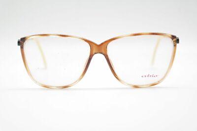 Ausdrucksvoll Vintage Atrio Mod. 516 - 06 58[]13 135 Braun Gold Oval Brille Eyeglasses Nos Nachfrage üBer Dem Angebot
