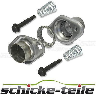 HJS Verbindungsstück Schalldämpfer Reparaturset Opel Vectra B